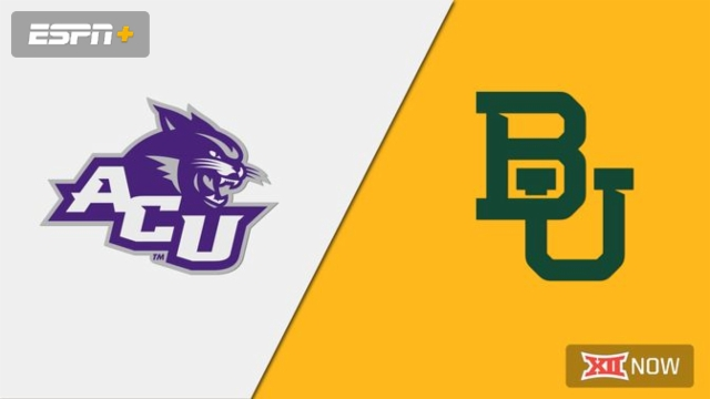 Abilene Christian vs. Baylor (Softball)