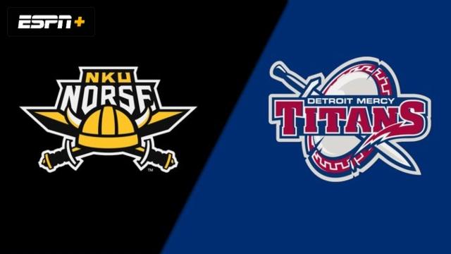 Northern Kentucky vs. Detroit Mercy (W Basketball)