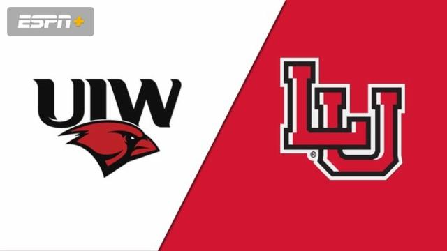 UIW vs. Lamar (M Basketball)