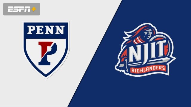 Pennsylvania vs. NJIT (W Basketball)