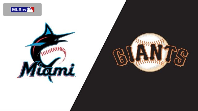 Miami Marlins vs. San Francisco Giants