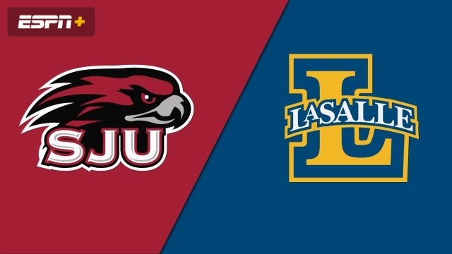 Saint Joseph's vs. La Salle (W Basketball)