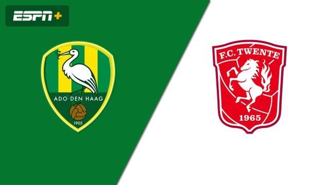 ADO Den Haag vs. Twente (Eredivisie)