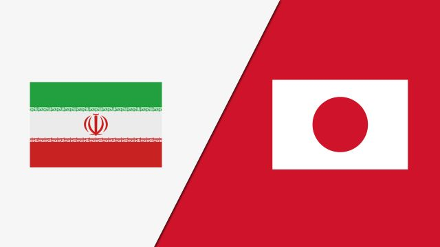 Iran vs. Japan