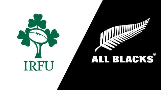Ireland vs. New Zealand
