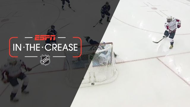 Mon, 5/14 - In the Crease