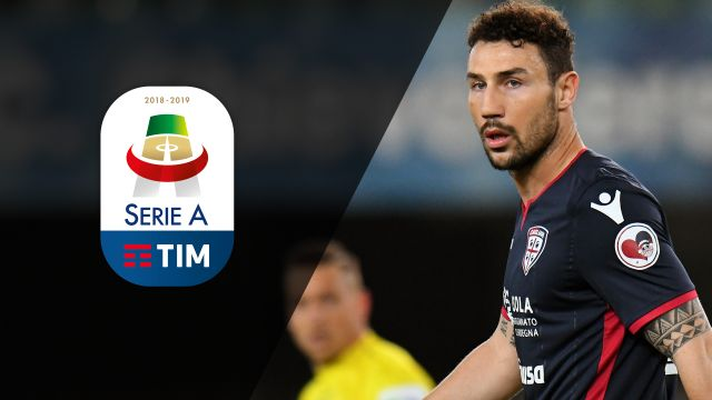 Mon, 4/1 - Serie A Full Impact: Cagliari looking for big win at Chievo