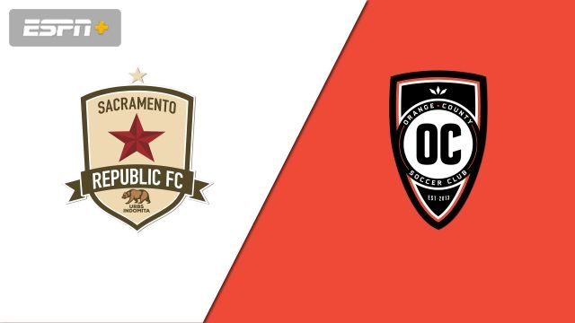 Sacramento Republic FC vs. Orange County SC (USL Championship)