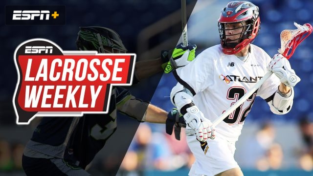 Tue, 9/10 - Lacrosse Weekly: MLL playoff field set