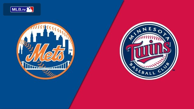 New York Mets vs. Minnesota Twins