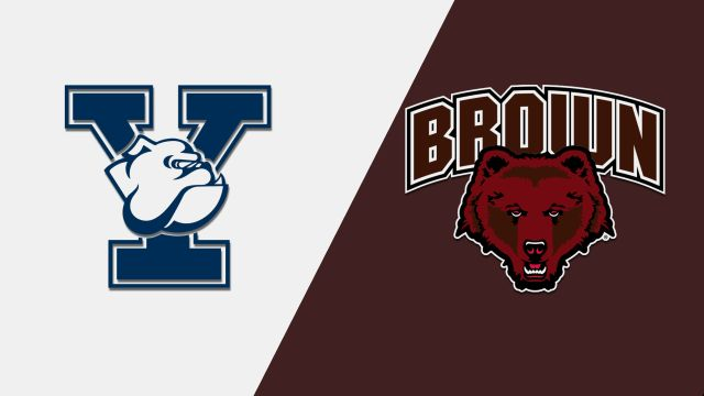Yale vs. Brown (M Basketball)