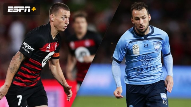 Western Sydney Wanderers FC vs. Sydney FC (A-League)