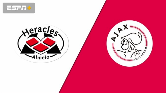 In Spanish-Heracles Almelo vs. Ajax (Eredivisie)