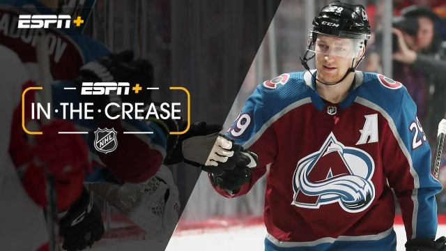 Tue, 1/21 - In the Crease: MacKinnon leads Avalanche