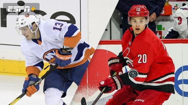 New York Islanders vs. Carolina Hurricanes