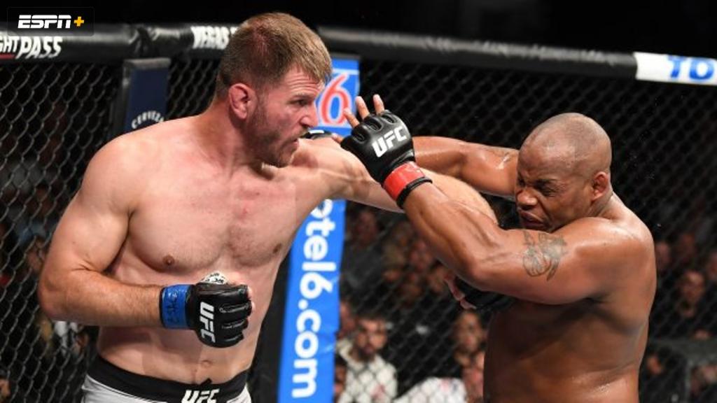 Daniel Cormier vs. Stipe Miocic (UFC 241)