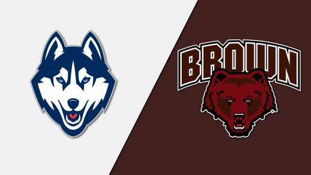 Connecticut vs. Brown (W Hockey)