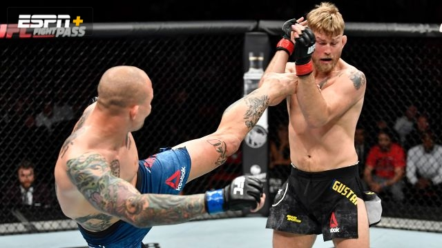 In Spanish - UFC Fight Night: Gustafsson vs. Smith (Main Event)