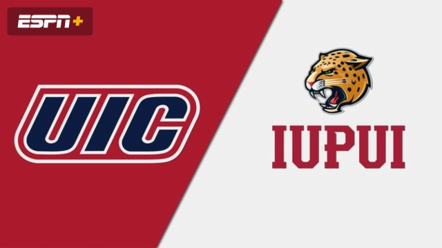 UIC vs. IUPUI (W Basketball)