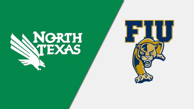 North Texas vs. Florida International (M Basketball)
