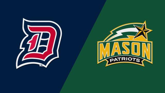 Duquesne vs. George Mason (M Basketball)
