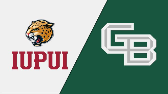IUPUI vs. Green Bay (M Basketball)