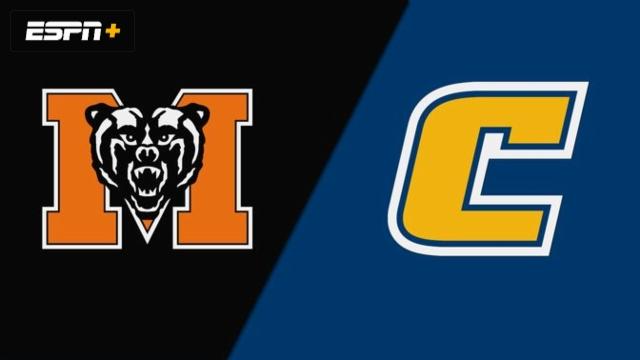 Mercer vs. Chattanooga (W Basketball)