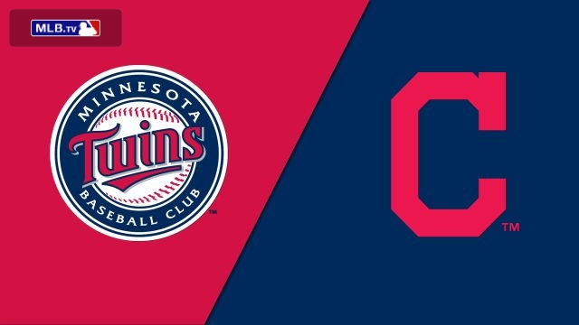Minnesota Twins vs. Cleveland Indians