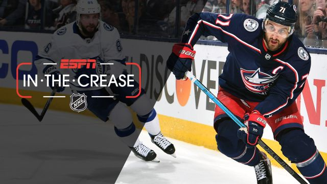 Wed, 4/17 - In the Crease: Blue Jackets look to complete historic sweep