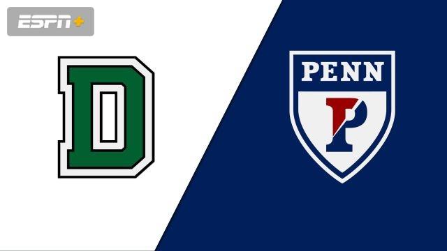 Dartmouth vs. Pennsylvania (M Soccer)
