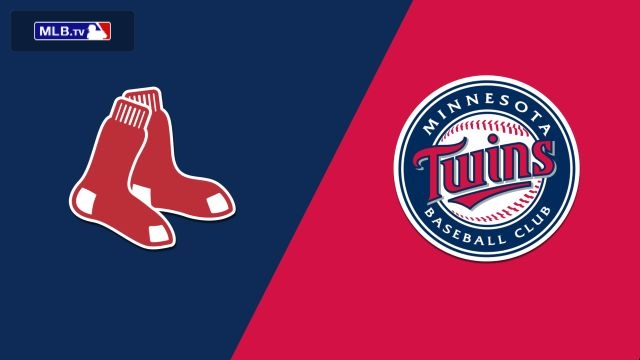Boston Red Sox vs. Minnesota Twins