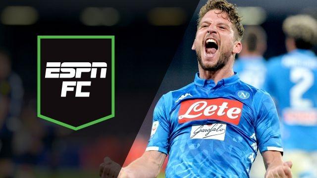 Fri, 5/24 - ESPN FC: Champions League spots up for grabs