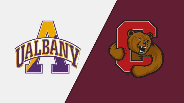 Albany vs. Cornell (W Basketball)