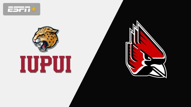 IUPUI vs. Ball State (M Basketball)