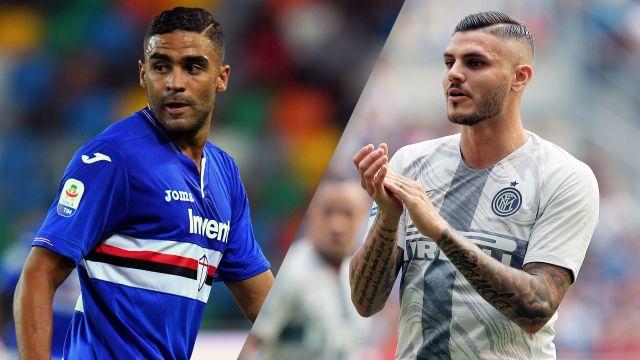 Sampdoria vs. Internazionale (Serie A)