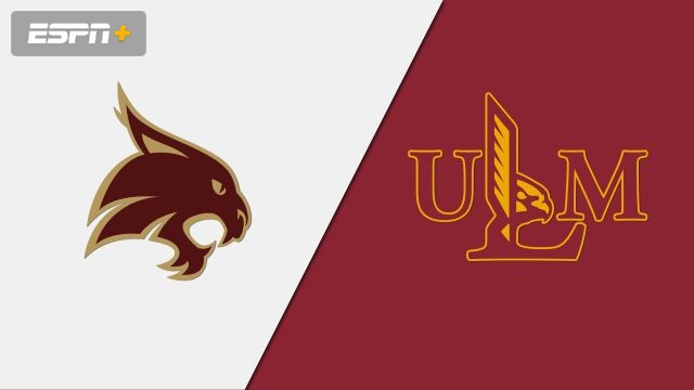 Texas State vs. UL Monroe (M Basketball)