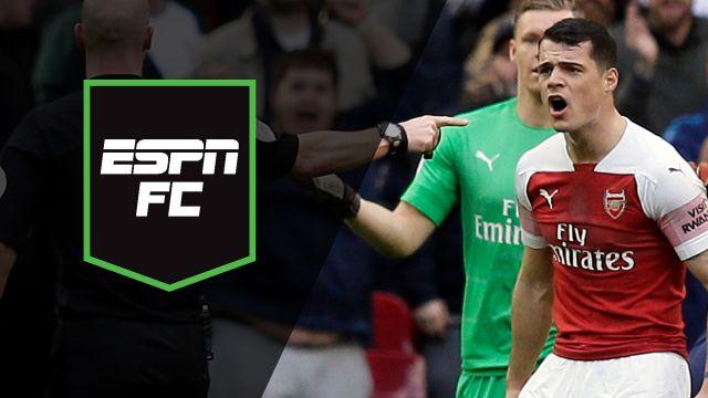 Mon, 3/4 - ESPN FC: North London controversies