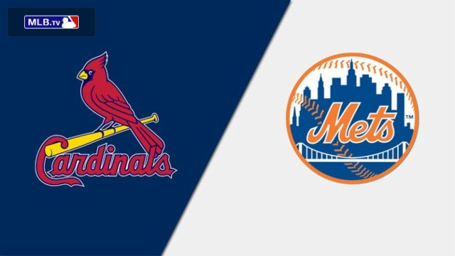 St. Louis Cardinals vs. New York Mets