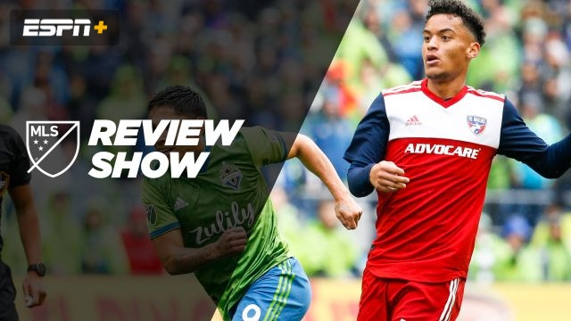 Mon, 10/21 - MLS Review: Playoffs Round 1 breakdown