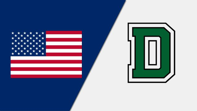 Team USA U18 vs. Dartmouth (M Hockey)