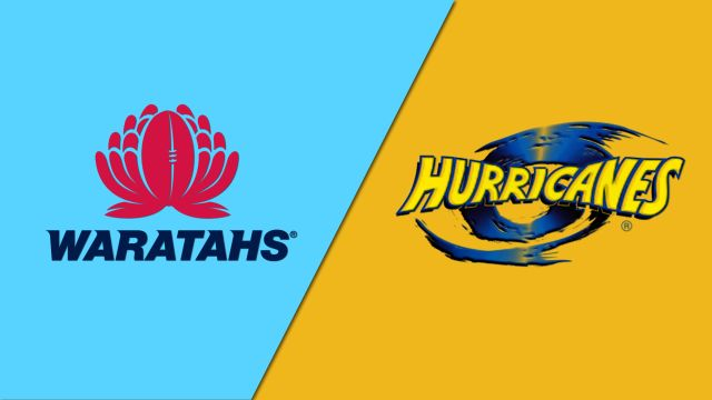 Waratahs vs. Hurricanes (Super Rugby)