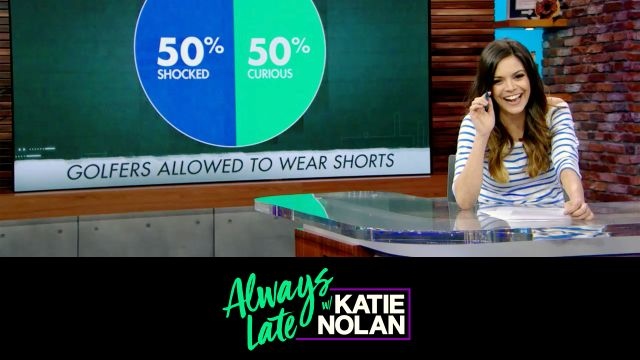 Wed, 2/20 - Always Late w/ Katie Nolan: NBA tampering