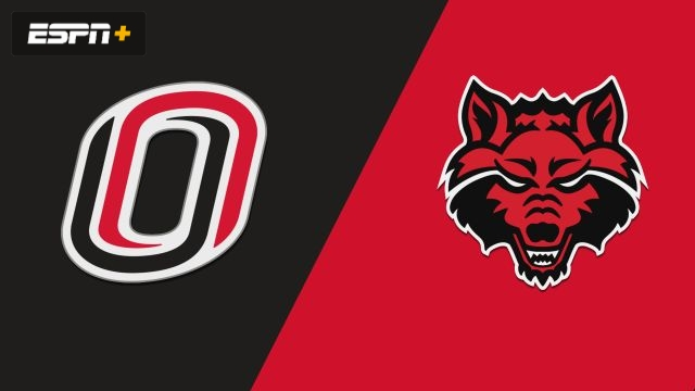 Omaha vs. Arkansas State (M Basketball)