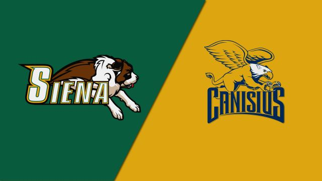 Siena vs. Canisius (W Basketball)