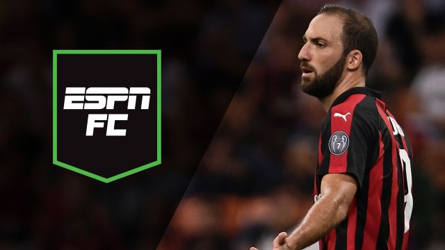 Wed, 1/16 - ESPN FC: Higuaín headed to Chelsea?