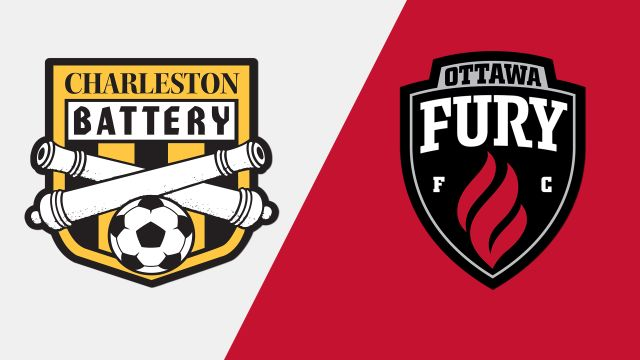 Charleston Battery vs. Ottawa Fury FC