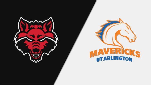 Arkansas State vs. UT Arlington (W Basketball)