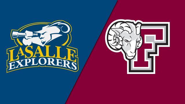 La Salle vs. Fordham (W Soccer)