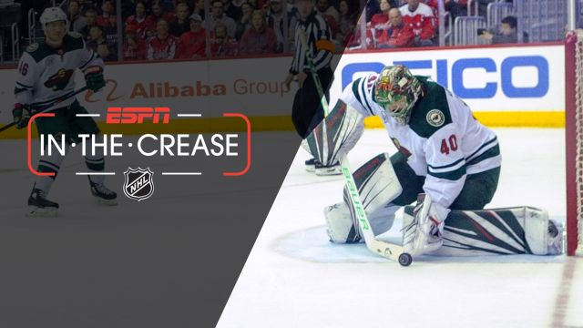 Fri, 3/22 - In the Crease: Wild try to enter playoff race
