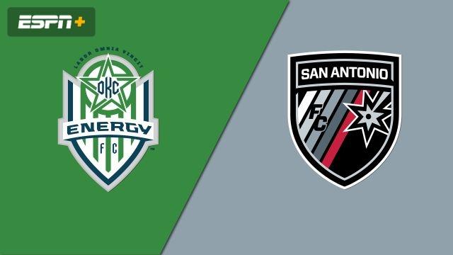 OKC Energy FC vs. San Antonio FC (USL Championship)
